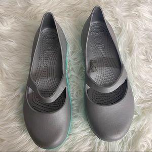 CROCS Mary Jane Shoes
